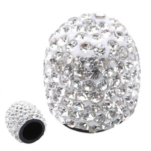 Bling Diamond Tire Wheel Stem Valve Cap Cover For Car Truck Car Decoration S