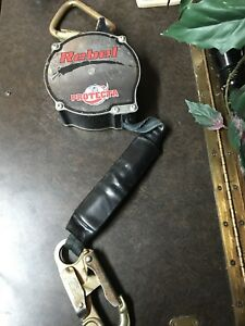 Rebel Protecta Ad120a Self retracting Lifeline 20 Ft May 09