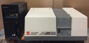 Beckman Coulter Du800 Spectrophotometer With Software