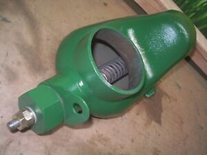 Oliver 1655 1750 1755 1855 1950t 1955 Farm Tractor Air Intake Pre Heater Works