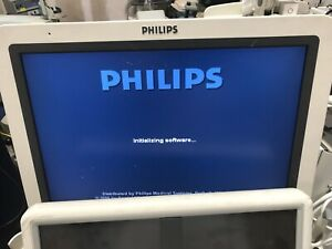 Fully Tested Philips Ie33 Ultrasound Machine With Probes