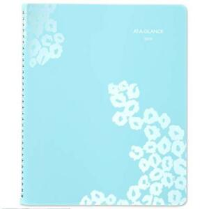 At a glance 2019 Weekly amp Monthly Planner Appointment Book large
