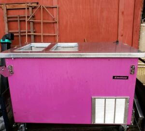 Commercial Freezer And Or Refrigerator