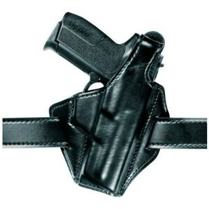 Safariland 747 183 61 Federal Pancake Holster Black Rh Fits Glock 26