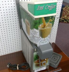 Ugolini Spa 410156 Iced Coffee Commercial Machine Indetabrew Italy