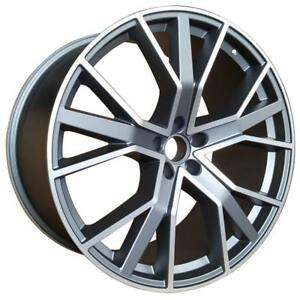 19 Wheels For Audi A4 S4 2004 Up 5x112