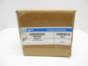 Landis Staefa 59903390 Packing Kit 10mm o Ring water New In Box