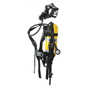 Drager Scba Pas Lite W Panorama Nova Self Contained Breathing Apparatus