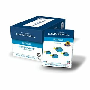 Hammermill Business Printer Paper Copy Paper White 8 1 2 X 11 5000 Sheets Case