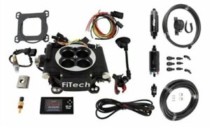 Fitech Fuel Injection 31002 Go Efi 4 600 Hp Throttle Body System Master Kit 600