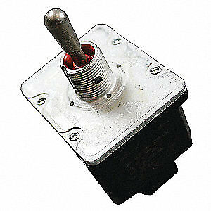 Honeywell Toggle Switch 4pdt 15a 277v screw 4nt1 10
