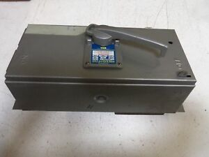 Electrical Outlet Qmb3620 Panel Board Switch used