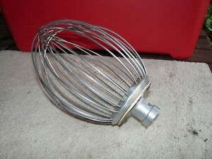 Oem 12 Qt Quart Stainless Steel Wire Whip For Hobart A120 120t Mixers A12d Wisp