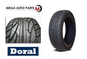 1 New Doral Sumitomo Sdl Series 225 45r17 91h All Season Performance Tires