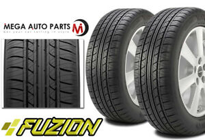 2 Fuzion Touring By Bridgestone 205 60r16 92h All Weather Performance Tires