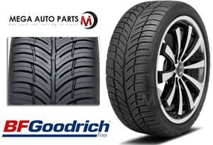 1 Bf Goodrich G Force Comp 2 A S 275 40zr18 99w Ultra High Performance Tires