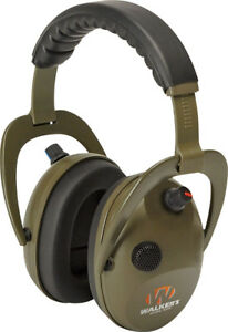 Walkers Gwp wrepmbn Alpha Power Earmuffs Hearing Protection Shooting Ear Muffs