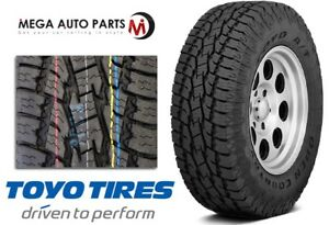 1 New Toyo Open Country A T Ii 35x12 50r20 12 125q Bsw Tires