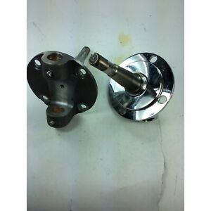 Ford 1928 1948 Steel Straight Axle Spindles Sold In Pair Streets Rods Hot Rods