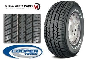 1 New Cooper Cobra Radial G T P295 50r15 105s Rwl All Season Performance Tires