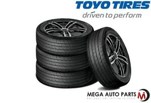 4 New Toyo Versado Noir 235 45r17 97w All Season Premium High Performance Tires