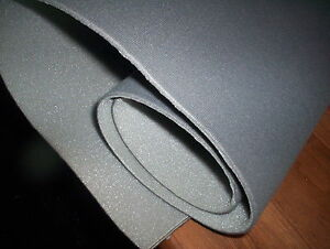 Fix That Saggy Auto Headliner W Upholstery Fabric Foam Backed Dark Grey 60