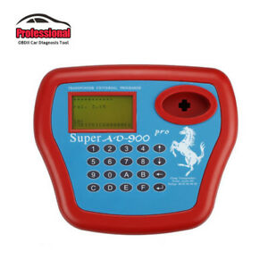 Auto Key Programmer Super Ad900 Pro Key Tansponders Programmer With 4d Function