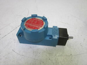 Microswitch Lsxm4n Explosion Proof Limit Switch used
