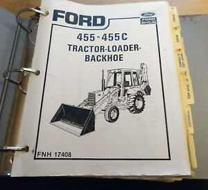 ford 455 455c - $89 95