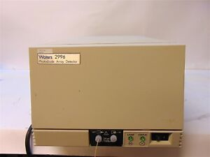 Waters 2996 Photodiode Array Detector J01996 709m S3845
