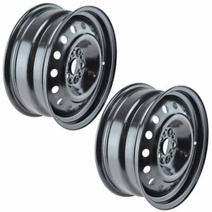 Dorman 939 152 16 Inch Steel Wheel Kit Set Of 4 Front Rear New For Chevy Cruze