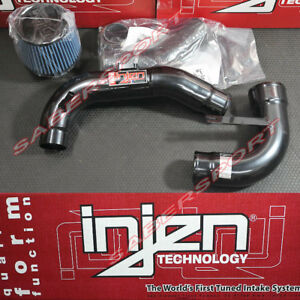 Injen Sp Series Black Cold Air Intake For 2009 2010 Toyota Corolla Xrs M t