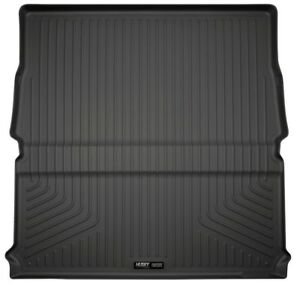 Husky Black Cargo Liner Behind 2nd Row Seat For 2016 2019 Honda Pilot