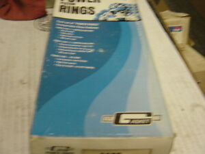 350 Chevy Ford Piston Rings 005 Over 1 16 1 16 1 8 4 Inch Bore