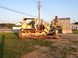 1974 International Harvester Td 25c Crawler Dozer