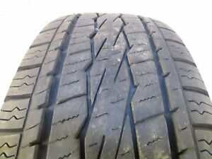 Used P235 70r16 106 T 8 32nds General Tire Grabber Stx Owl