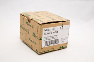 Moeller Easy512 ac r Programmable Control Relay
