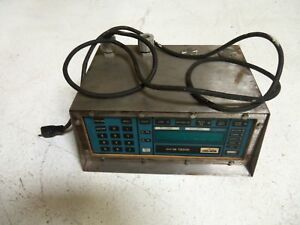 Weigh tronix Wi 110 Scale Platform used