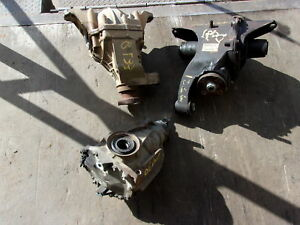 07 17 Toyota Tundra Front Differential Carrier Assembly 4 10 Ratio 113k Oem