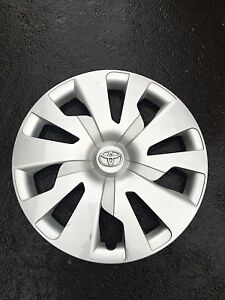 Toyota Yaris 2015 2016 2017 15 Hubcap Wheel Cover 426020d300 61176 2