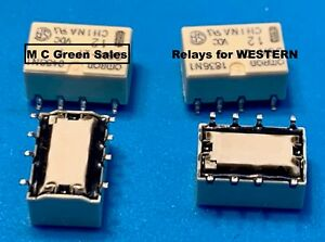 4 Western Fisher Snow Plow Replacement Handheld Controller 8 Pin Smd Relay Kit