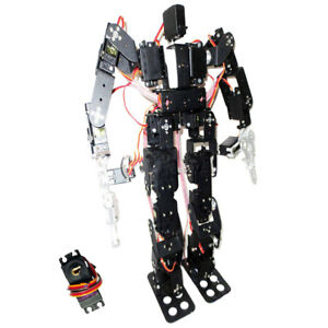 19 Degrees Freedom Classic Humanoid Dance Robot Bipedal Walking Robot