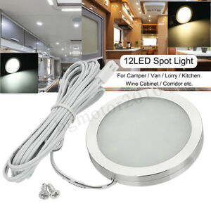 12v 2 5w Led Spot Light Interior Lamps For Transporter Camper Van Boat