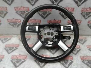 2008 2010 Dodge Charger Oem Steering Wheel W Radio Cruise Controls Black