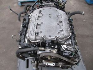 Jdm 2003 2007 Honda Accord V6 3 0 Engine Jdm J30a Engine Free Shipping