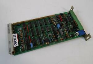 Marposs Circuit Board 6347000200