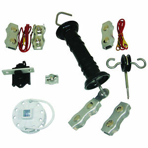 Field Guardian Polyrope Installation Kit Electric Fence 634020 096289030203
