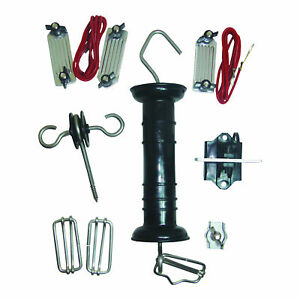 Field Guardian Polytape Installation Kit Electric Fence 634021 096289030210