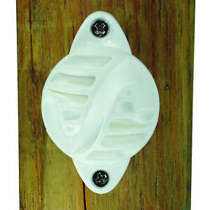 Field Guardian Wood Post Nail On Insulator 653003 100 814421013798