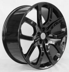 22 Wheels For Land range Rover Sport Supercharged Autobiography S 22x9 5